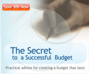 The Secret to a Successful Budget eBook